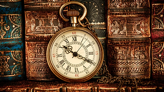 vintage-antique-pocket-watch-against-the