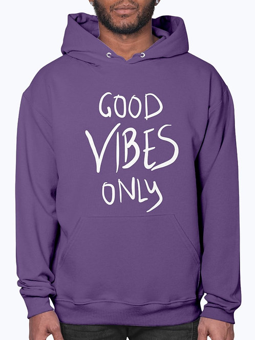 Good Vibes Only- Concept Art  - Hoodie