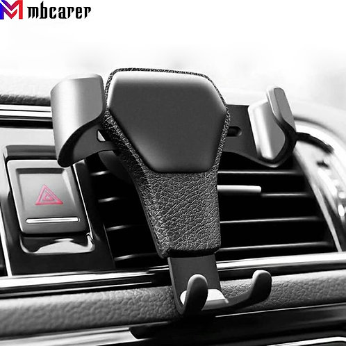 Gravity Car Mount for Mobile Phone Holder Car Air Vent Clip