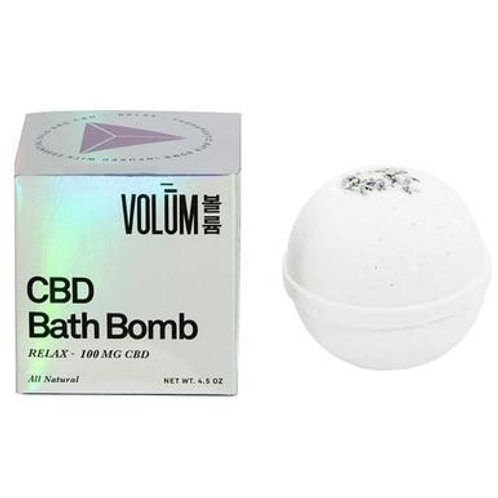 VOLUM - CBD Bath - Relax Bath Bomb - 100mg