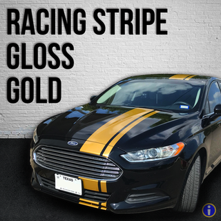 Gloss Gold Stripes