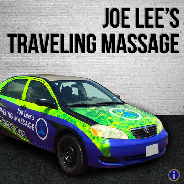 Joe Lee's Traveling Massage