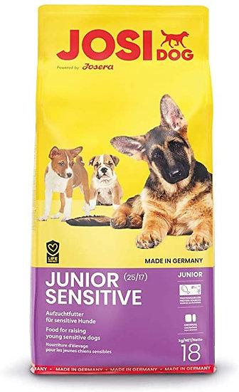 JosiDog  Sensitive Junior 18kg