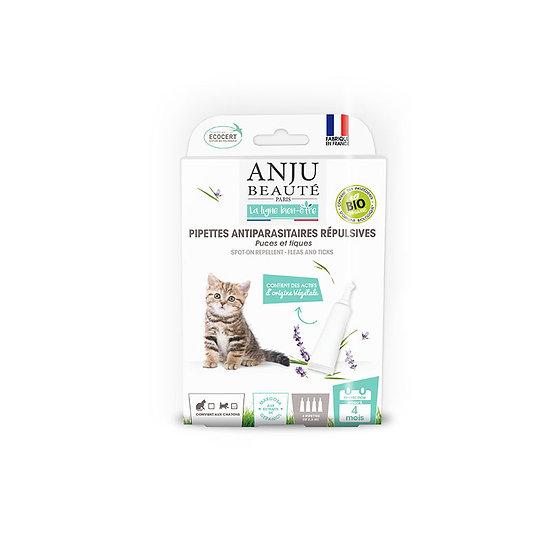 Pipette antiparasitaire chaton Bio