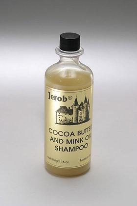 Cocoa Butter & Mink Oil Shampoo
