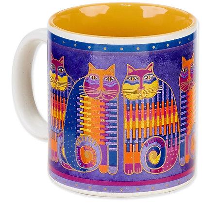 """Rainbow Cat Cousins"" Mug"