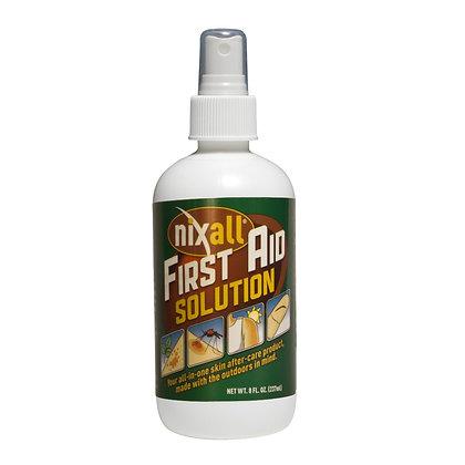 Nixall® First Aid Solution - 8oz