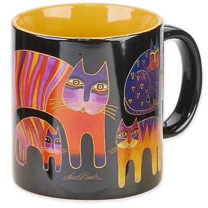"""Fantastic Feline Totem"" Mug"