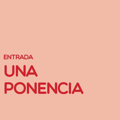 1 Ponencia
