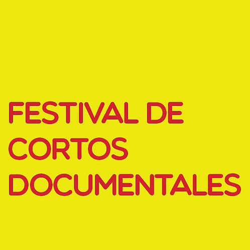 Beca Festival de Cortos Documentales