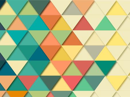 Les formes géométriques en communication