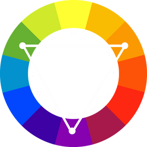 couleurs triadiques