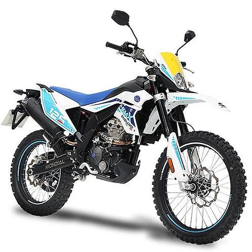 FB MONDIAL SMX 125 Enduro
