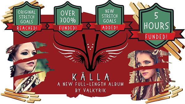 New Valkyrik Kickstarter Profile Image (