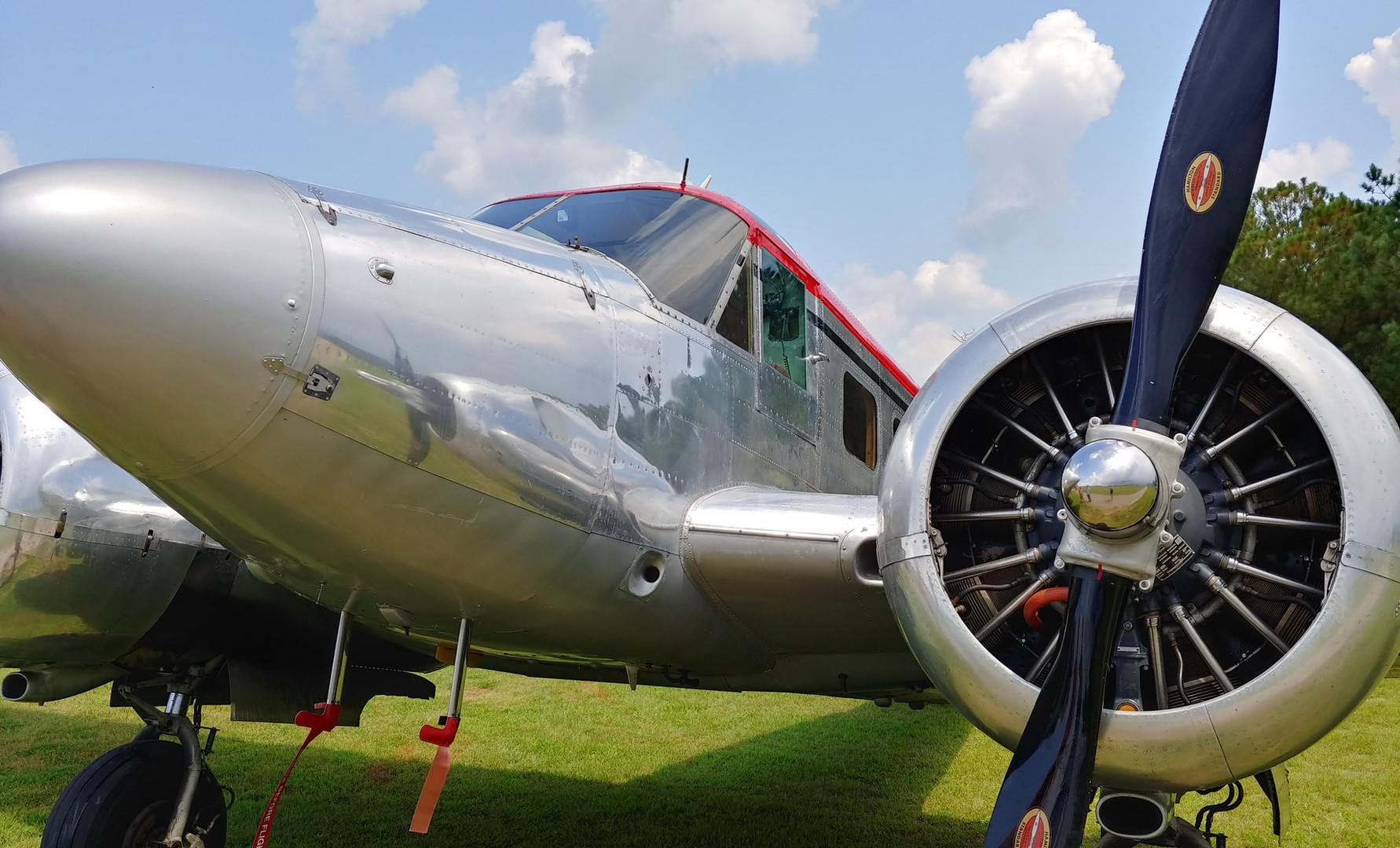 Beech 18 Pratt & Whitne