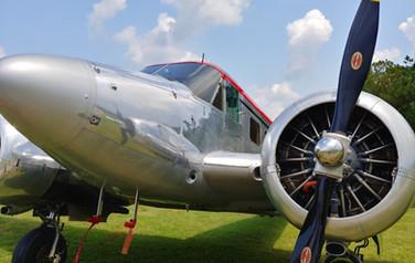 Beech 18 Pratt & Whitney