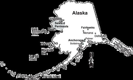 Mekoryuk, Nunivak Island, Alaska