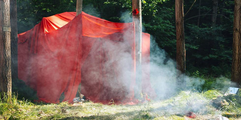 Rotes Zelt - Archetypinnen