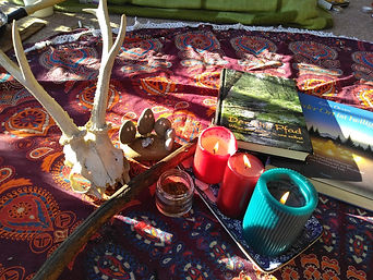 ritual katrin sander zauberband