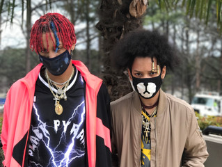 Ayo & Teo Talk Rolex Watches, Wearing Masks and Social Media Challenges: 'Kids Want To Compe