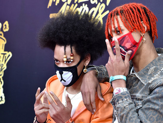 How Brothers Ayo & Teo Made Surgical Masks This Season's 'It' Accessory