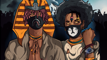 "AYO & TEO RELEASES NEW TRACK ""LIKE US"""