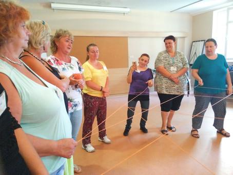 Aflatot - Óvodapedagógusok tréningje