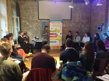 Aflatoun workshop és kerekasztal a Simplicity Fesztiválon