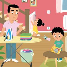 dangers domestiques