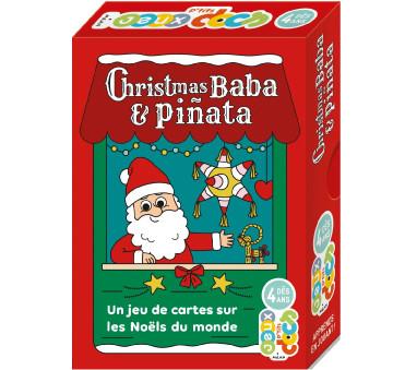 Christmas baba & pinata