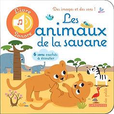 illustration jeunesse lionceaux et zebre, illustrateur : Jean-Sébastien Deheeger