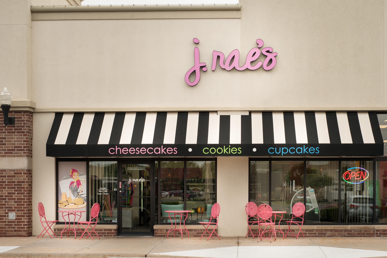 J. Rae's Exterior