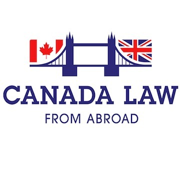Don't forget to pencil the Canada Law from Abroad Information Session into your schedule for tomorro