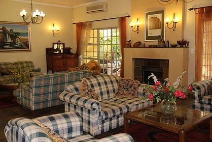 Hornbill Lodge Lounge