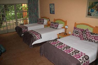 Hornbill Lodge, Family Room (Room 3)