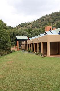 Hornbill Lodge Going Green by installing Solar Geysers.
