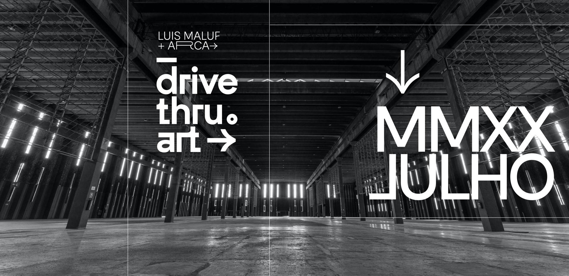 Drive Thru Art 2020