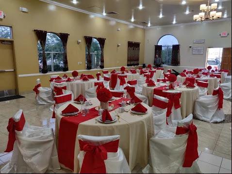 Deepti's Wedding Tables - Oct 11, 2018