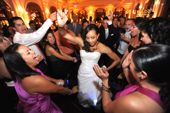 Angela's has her dance on!