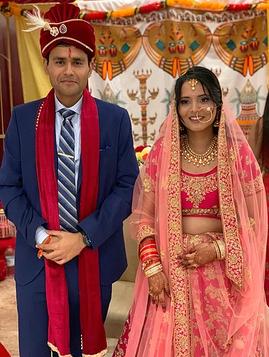 Deepti & Praharam Wedding - Oct 11, 2018
