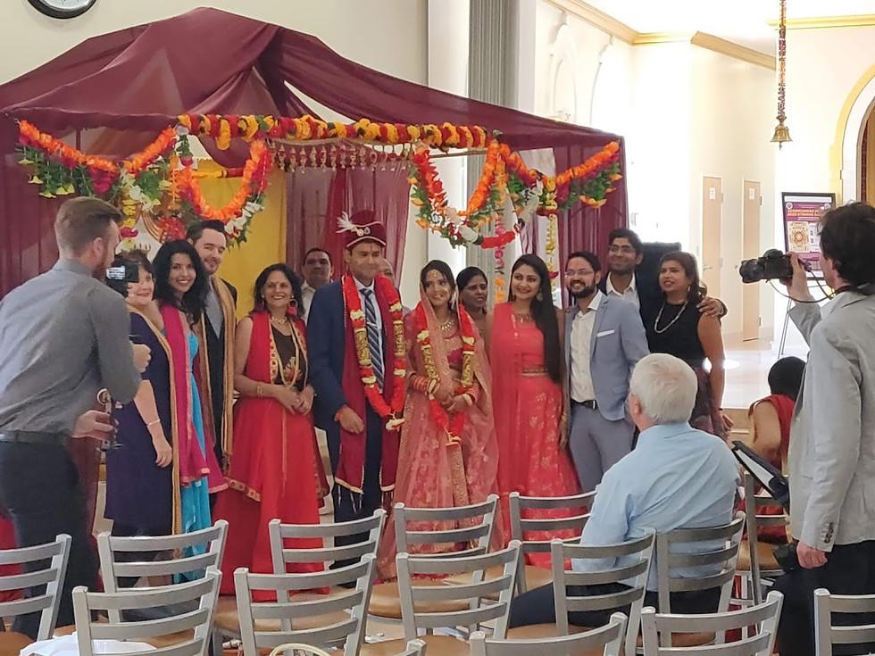 Deepti's Wedding Party - OCt 11, 2018