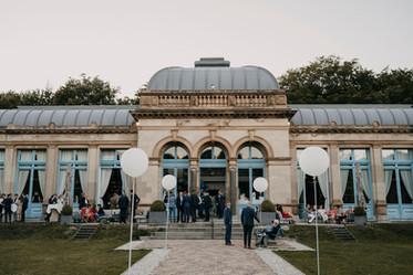 Wedding in Orangerie Elswout