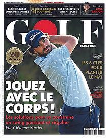 Golf Magazine Janvier 2021