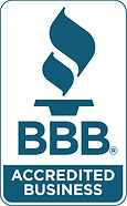 BBB Accredited Business Seal Vertical Bl