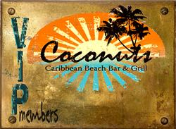 Coconuts Lake VIP 2