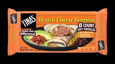 P02015L_Tina's_Bean&Cheese_8pk_32oz 2 OL
