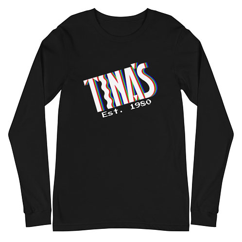 Tina's RGB Long Sleeve Tee
