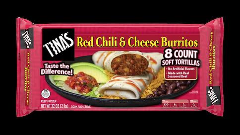 P02017L Tina's Red Chili & Cheese 8pk OL
