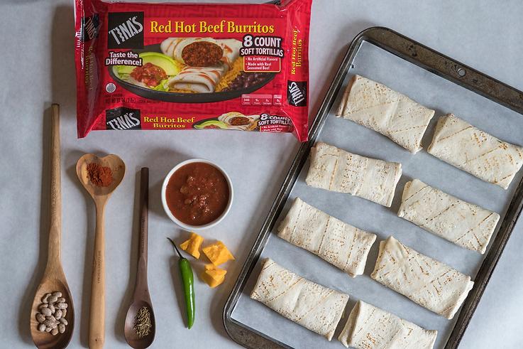 Tina's Burritos lifestyle recipes quick and easy meals