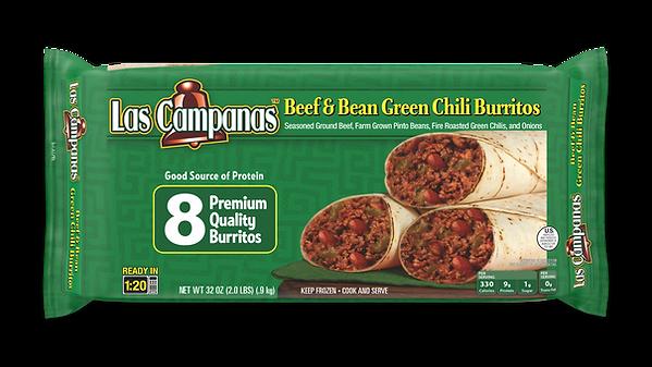 P13034F Las Campanas Beef & Bean Green C